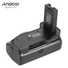 Vertical Battery Grip Pack Hand Holder For Nikon D5500 D5600 DSLR Camera V1D0