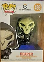 Funko Pop Games Highly Collectible vinyl Figure Reaper from Overwatch Brand New