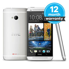 HTC One M7 - 32 GB - Silver (EE) Smartphone