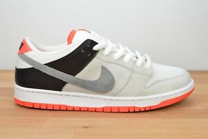 CLEAN Nike SB Dunk Low Infrared Size 10 Orange Label CD2563-004 100% Authentic