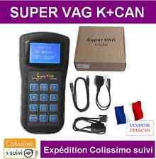 SUPER VAG K+CAN 4.8 - Diagnostique TACHO PRO VAG SCANNER INTERFACE VALISE