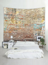 Brick Tapestry Room Art Wall Hanging Wall Blanket Throw Tapestry Home Decoration