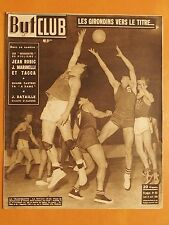 But & Club 231 du 24/4/1950-Finale A.S. Villeurbanne-A.S. Monaco-Robic-Marinelli
