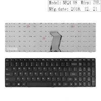 New Lenovo G500 G505 G510 Black Frame Black Keyboard Win8 US Layout OEM