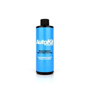 AutoKit Rain Water Repellent Windscreen Washer Additive Visors Mirrors 1 x 500ml