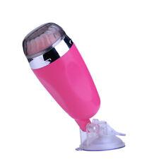 Masturbator Taschenmuschi mit Vibration & Saugnapf Vaginale Öffnung Sexspielzeug