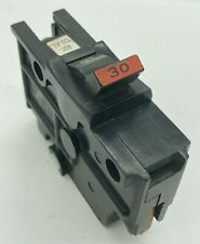 Fpe Federal Pacific Na130 30 Amp 1 Pole 120240v Stab Lok Thick Plug In Breaker