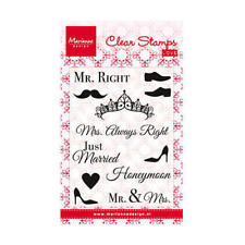 Marianne Design Clear Stamps - LOVE CS0973