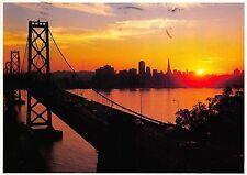 B52190 San Francisco The Bay Bridge   usa