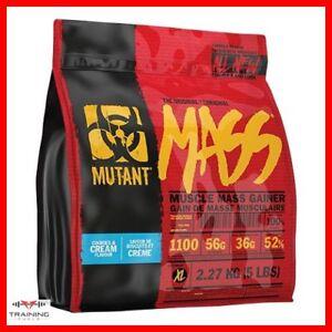 Mutant Mass Weight Gainer 56g Protein Per Serving 2.27kg