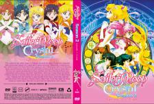 DVD ~ Sailor Moon Crystal Season 3 ( EPISODE 1 - 13 End  ) English Version