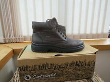 Cotswold Brown Waterproof Boots Size 7
