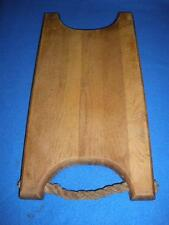 RETRO KITCHEN WOODEN CHOPPING BOARD HEAVY DUTY