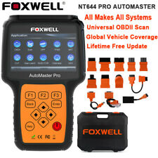 Foxwell NT644 PRO Automaster All System ABS SRS EPB TPS OIL Diagnostic Scanner