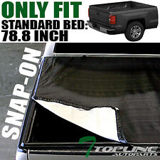 Topline For 1988-2000 Chevy/GMC C10 C/K 6.5 Ft Bed Hidden Snap On Tonneau Cover