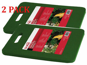 NEW Bond 9581 Gardening Kneeling Pad, Large (2 Pack)