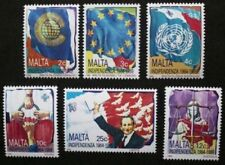 Mint Never Hinged/MNH Decimal 5 Number European Stamps