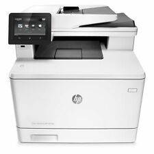 HP LaserJet Pro M477fdw Wireless All in One Colour Laser Multifunction Printer