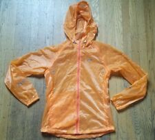 NIKE Cyclone Vapor Lightweight Running Jacket ORANGE Women's XS