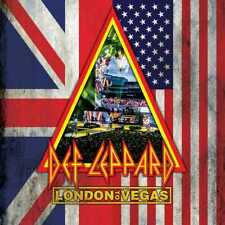 Def Leppard - London To Vegas (NEW DELUXE BOX 2BLU-RAY+4CD)