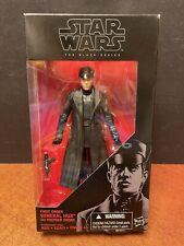 Star Wars Black Series 6? First Order General Hux #13 (Damaged Box) KJ100