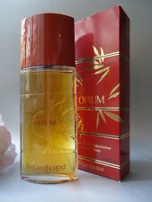 YSL OPIUM EDT Huge 100ml Gorgeous Rare Vintage 1990s New Fabulous Nr Perfect Box