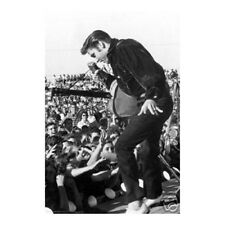 Elvis Presley Live Wall Poster Art 24x36 Free Shipping