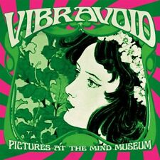 VIBRAVOID - Pictures At The Mind Museum 2018 - 2 CD Clostridium