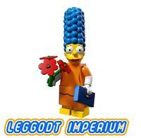 LEGO Minifigure Simpsons S2 - Marge Simpson orange - minifig colsim22 FREE POST
