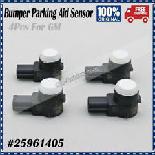 4Pcs New Car Parking Aid Reverse Backup Assist Sensors PDC for GM 25961405