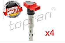 4x  Bobine Allumage 48041/u5014 AUDI a4 (b6) 2.0 store moteur: Awa 06E905115E