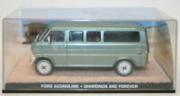Fabbri 1/43 Scale Metal Model Car - Ford Econoline - Bond - Diamonds Are Forever
