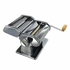 3 in 1 Stainless Steel Pasta Maker Tagliatelle Lasagne Spaghetti Cutter Machine