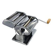 3 en 1 acero inoxidable Pasta Lasaña Espagueti Cortador Máquina Maker tallarines boloñesa