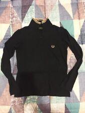Abbigliamento da donna neri Fred Perry  dcd6717c220