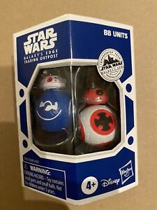 Star Wars Droid  Factory Galaxy Edge Astromech Droid  Blue And White