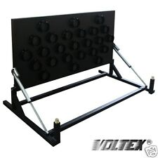 "VOLTEX 60""L X 30""H X 2""D LED LIGHT BAR TRAFFIC SIGN ARROW BOARD W/ 2 ACTUATORS"
