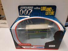Corgi James Bond Double Decker Bus Live and Let Die Boxed 007 TY06102