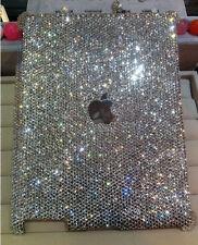 NEW 3D Handmade Bling sparkle diamond Resin crystal For iPad 2 3 4 case cover