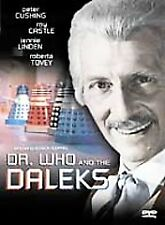 Dr. Who and The Daleks DVD, Michael Coles, Roy Castle, Jennie Linden, Roberta To
