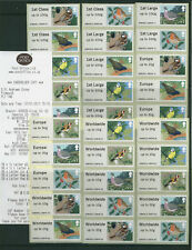 BIRDS 1   Post & Go   PLYMOUTH  K2  COMPLETE SET OF 30 - SCARCE OFFICE