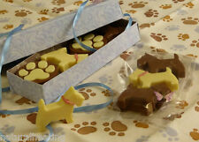 Little CANI CUCCIOLI cioccolato Candy mold STAMPO IN SILICONE CUPCAKE TOPPER CAKE PAN