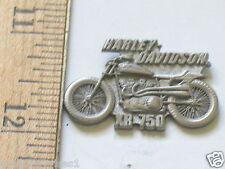 Harley Davidson XR 750 Motorcycle Pin (#354)