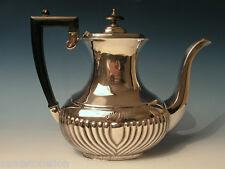 Fine Cheltenham Sheffield Silver Teapot Reduced