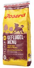 Josera Geflügel-Menü Hundetrockenfutter 15 kg