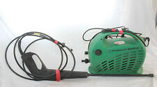 FULLY WORKING Green GENERIC Unbranded PRESSURE WASHER Car Cleaner WATER Mains