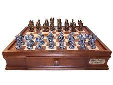Dal Rossi Mystical Dragon Chess Set-L2218DR