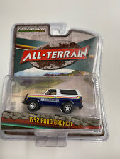 1:64 Greenlight All-Terrain 1992 Ford Bronco, by Raceface-Moldelcars