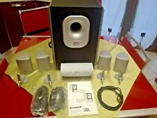 IMPIANTO HOME CINEMA 5.1 JBL SCS 140 HOME THEATRE KIT CASSE E SUBWOOFER