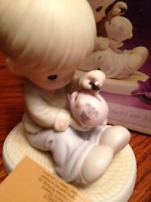 Precious Moments 526827 You Can Always Count on Me Piggy bank Es